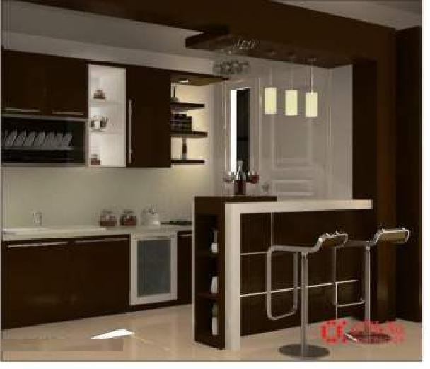Menata kitchen set untuk hasil yang baik model kitchen for Kitchen set yang baik