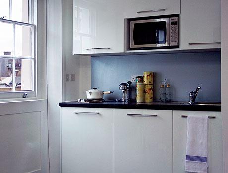 model kitchen set minimalis mungil model kitchen set